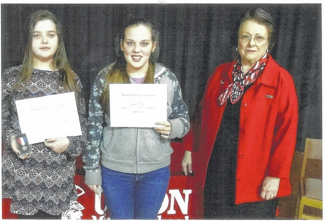 sampson independent dar s american history essay winners honored