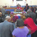 Sampson kicks off National Week of Prayer for HIV/AIDS