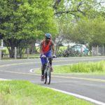 Williams rides to raise awareness for diabetes