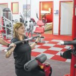 Around-the-clock fitness in Clinton