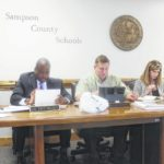 Sampson School Board to approve Title I plans