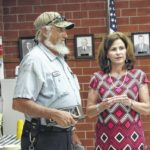 Phillips recognized for service