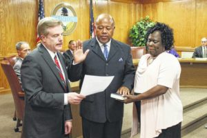 Becton seeking sixth Council term