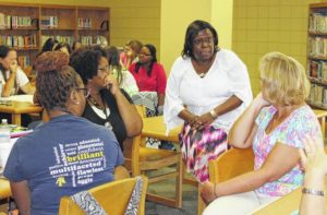 City's teachers return for new year