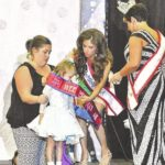 Sampson 3-year-old earns Wee Miss title