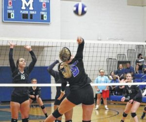 Raiders remain undefeated in conference