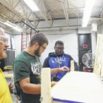 Sampson meets Career, Tech Education goals