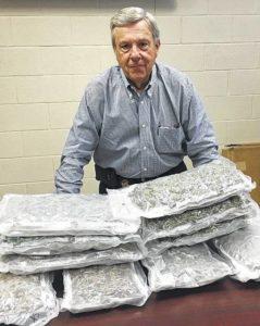 Charges leveled in I-40 marijuana seizure
