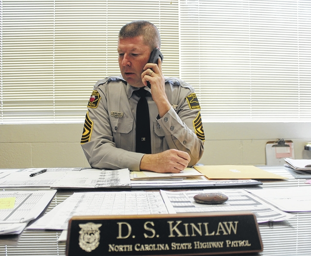 Sgt  David Kinlaw leads Sampson County's Highway Patrol | Sampson