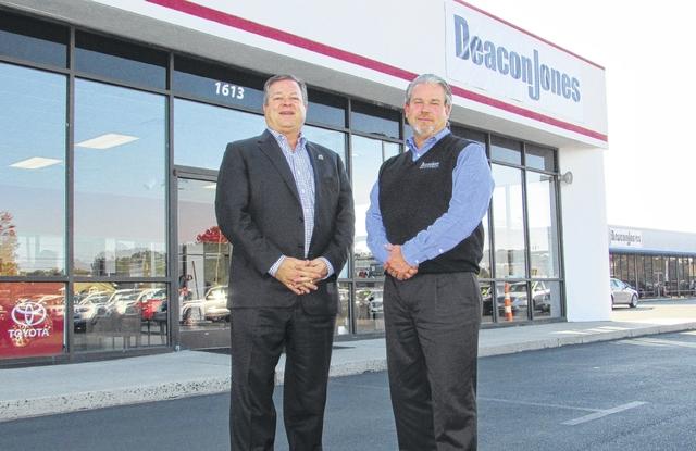 Deacon Jones Goldsboro Nc >> Deacon Invests In Sampson Sampson Independent