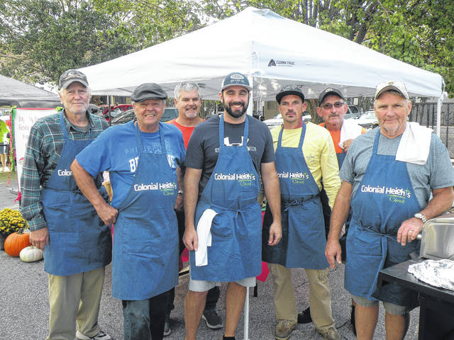 BBQ Cook-off winners | Sampson Independent