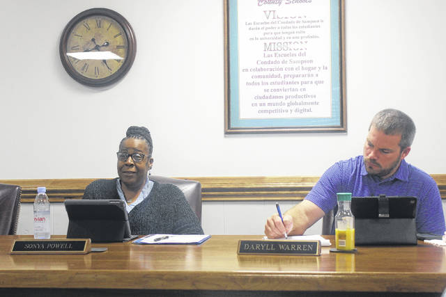 Local schools facing math test changes | Sampson Independent